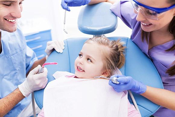 Undgå at dit barn får tandlægeangst